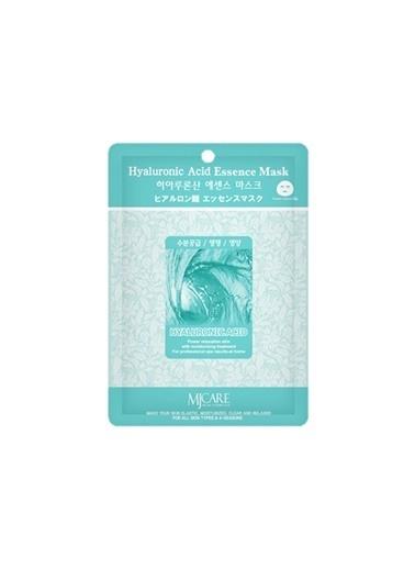 Mjcare Hyaluronic Acid Yüz Maskesi Renksiz